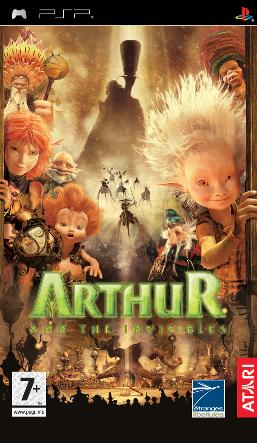 Descargar Arthur And The Minimoys [English] por Torrent